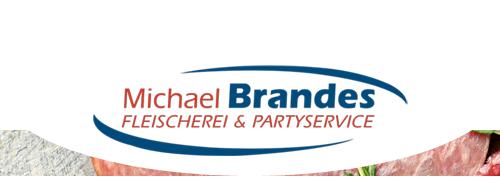 Fleischerei und Partyservice Michael Brandes - Logo